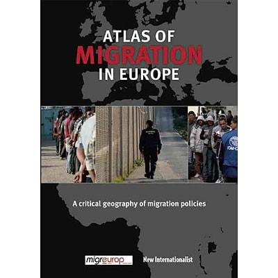 CONSORTIUM BOOK SALES & DIST The Atlas of Migration in Europe Book