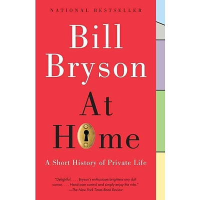 Random House At Home Paperback Book