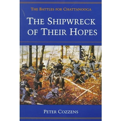 UNIV OF ILLINOIS PR The Shipwreck of Their Hopes Paperback Book