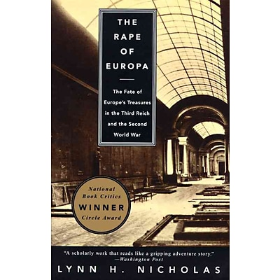 Random House The Rape of Europa Book