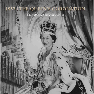 The University of Chicago Press 1953: The Queens Coronation Hardcover Book
