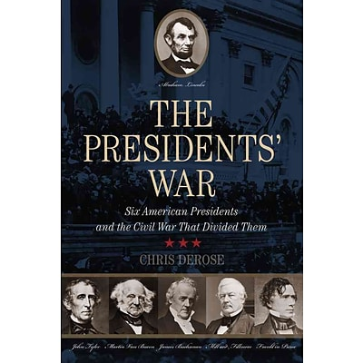Globe Pequot Press The Presidents War Book