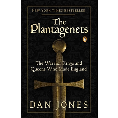 PENGUIN GROUP USA The Plantagenets Paperback Book