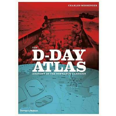 W. W. Norton & Company The D-Day Atlas Paperback Book