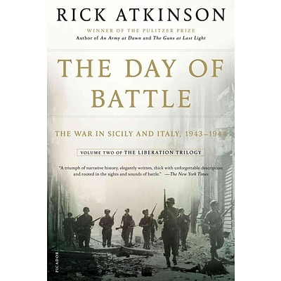 HENRY HOLT & CO The Day of Battle Paperback Book