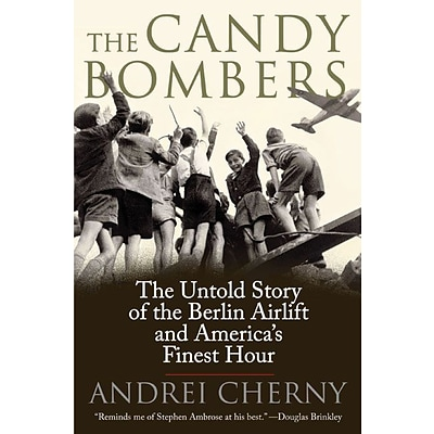PENGUIN GROUP USA The Candy Bombers Paperback Book