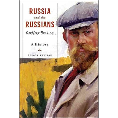 Harvard University Press Russia and the Russians Book