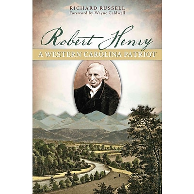 History Press Robert Henry Book