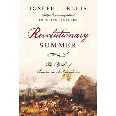 Random House Revolutionary Summer Hardcover Book