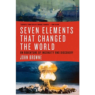 W. W. Norton & Company Seven Elements That Changed the World Hardcover Book