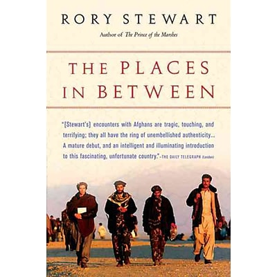 Houghton Mifflin Harcourt The Places in Between Paperback Book