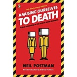 Amusing Ourselves to Death Book