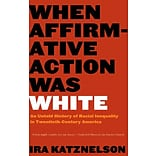 When Affirmative Action Was White Book