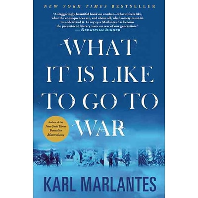 PGW® What It Is Like to Go to War Paperback Book