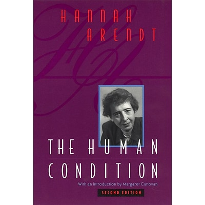 Univ of Chicago Pr The Human Condition Book