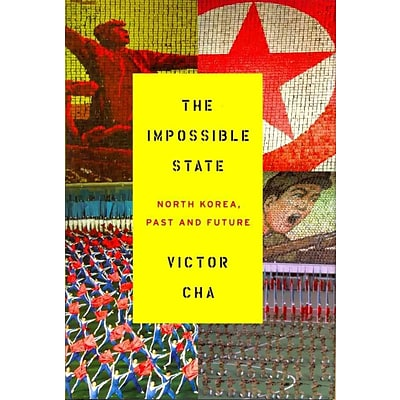 HARPERCOLLINS The Impossible State Hardcover Book