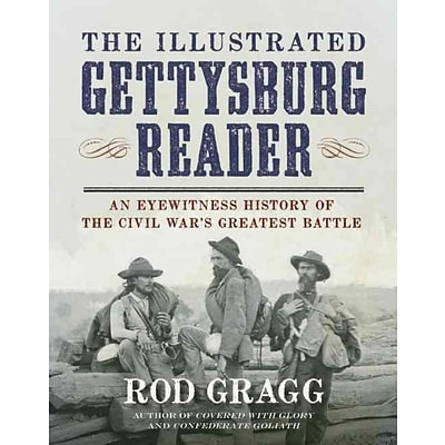 PERSEUS BOOKS GROUP The Illustrated Gettysburg Reader Book