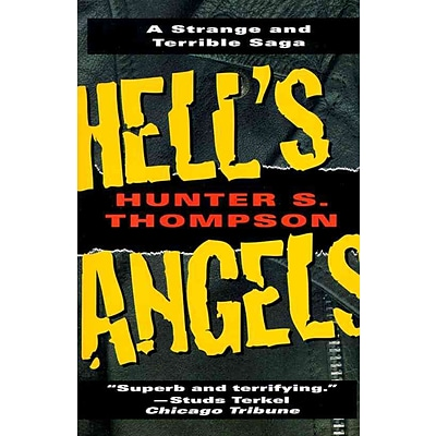 Random House Hells Angels Paperback Book