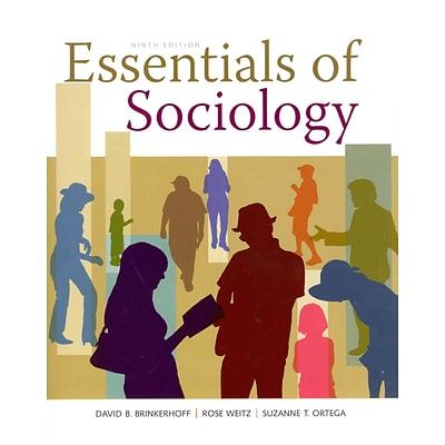CENGAGE LEARNING® Essentials of Sociology Book