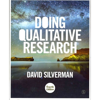 Sage Doing Qualitative Research Book