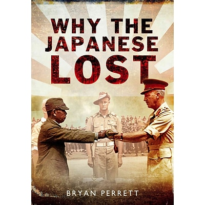 NAVAL INST PR Why the Japanese Lost Hardcover Book