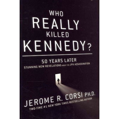 MIDPOINT TRADE BOOKS INC Who Really Killed Kennedy? Book