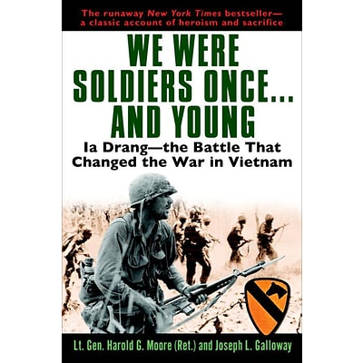 Random House We Were Soldiers Once...and Young Paperback Book