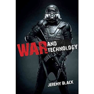 Indiana University Press War and Technology Hardcover Book