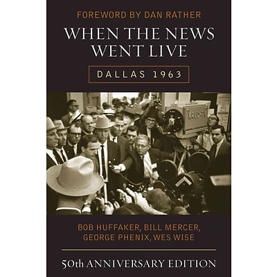 National Book Network When the News Went Live Hardcover Book