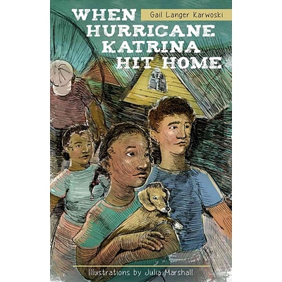History Press When Hurricane Katrina Hit Home Book