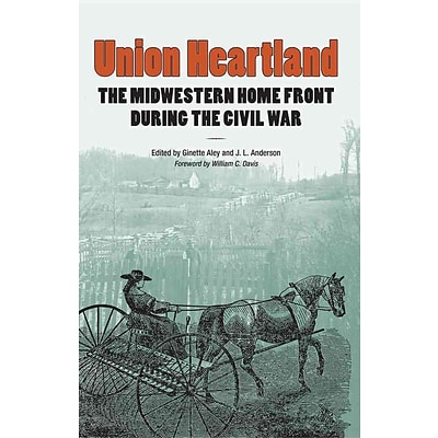 Southern Illinois University Press Union Heartland Hardcover Book