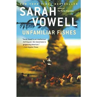 PENGUIN GROUP USA Unfamiliar Fishes Paperback Book