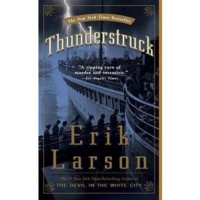 Random House Thunderstruck Book