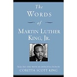 The Words of Martin Luther King, Jr. Book