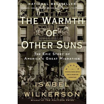 Random House The Warmth of Other Suns Paperback Book