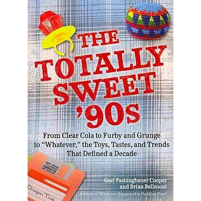 PENGUIN GROUP USA The Totally Sweet 90s Book