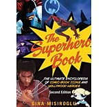 The Superhero Book Book