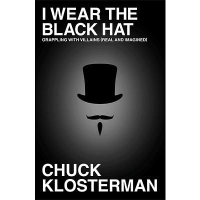Simon & Schuster I Wear The Black Hat Hardcover Book