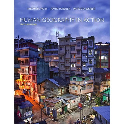 JOHN WILEY & SONS INC Human Geography in Action Book