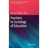 Frontiers in Sociology of Education Book