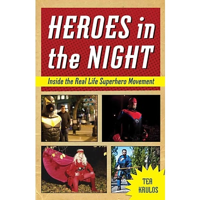 Chicago Review Press Heroes in the Night Book