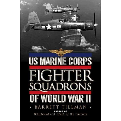 OSPREY PUB CO US Marine Corps Fighter Squadrons of World War II Book