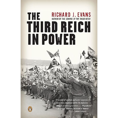 PENGUIN GROUP USA The Third Reich in Power Paperback Book