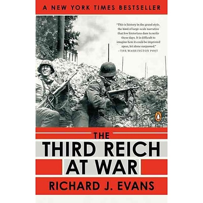 PENGUIN GROUP USA The Third Reich at War Paperback Book