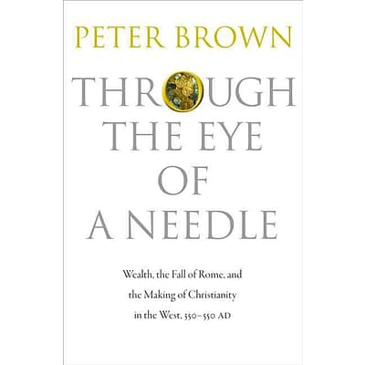 Princeton University Press Through the Eye of a Needle Hardcover Book