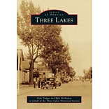 Three Lakes Softcover Book