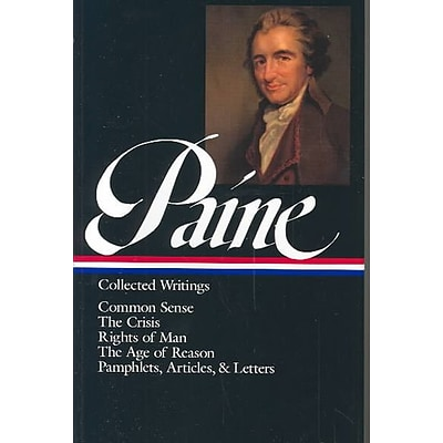 PENGUIN GROUP USA Thomas Paine  Hardcover Book