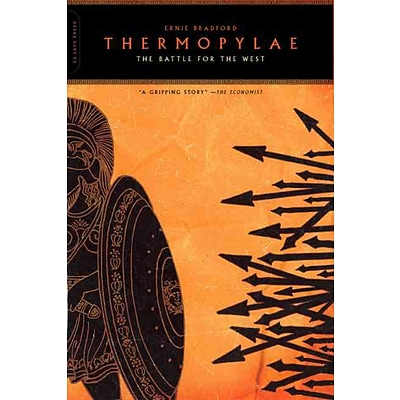PERSEUS BOOKS GROUP Thermopylae Paperback Book