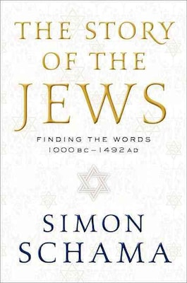 """""""the Story Of The Jews"""" Book"""