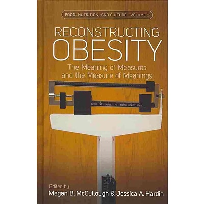 Berghahn Books Reconstructing Obesity Book